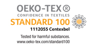 Logo certification Oeko-Tex
