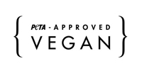 Logo certification Peta-Approved Vegan