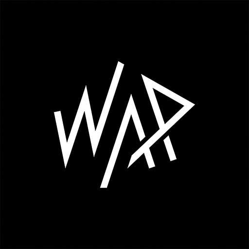 siglotype WAP Blanc sur Noir